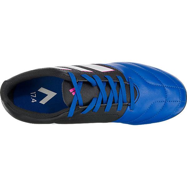 adidas Performance Kinder Fußballschuhe ACE 17.4 FxG schwarz-kombi