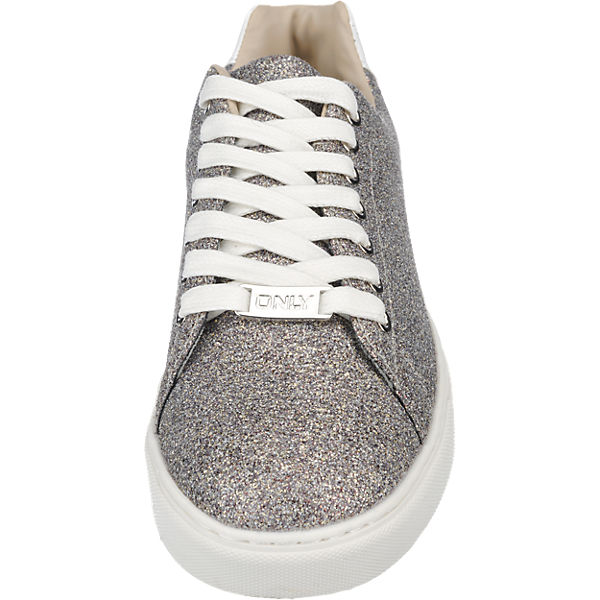 Suzy Suzy ONLY silber ONLY Sneakers Suzy silber ONLY ONLY ONLY ONLY Sneakers qHawzt
