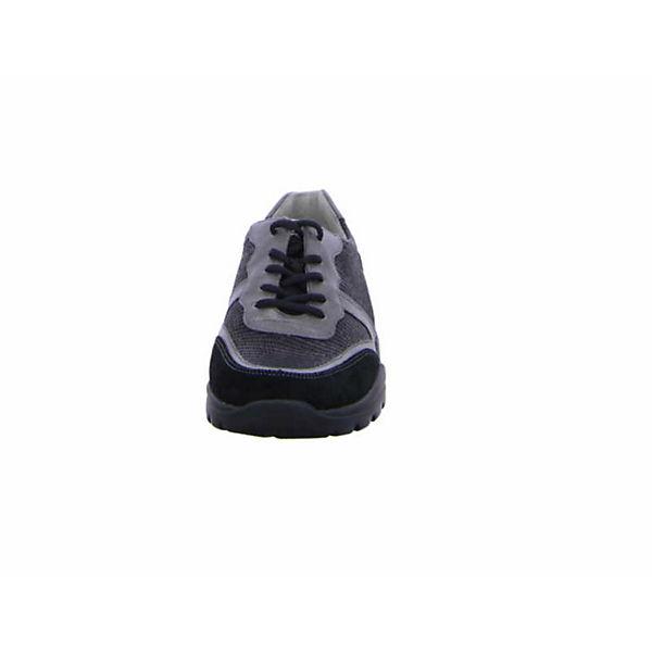 WALDLÄUFER, WALDLÄUFER Halbschuhe, schwarz  Gute Qualität beliebte Schuhe