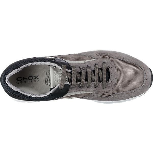 GEOX GEOX Calar Sneakers anthrazit