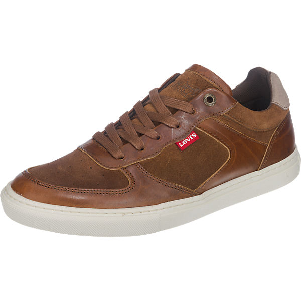 Levi's® Levi's® Perris Oxford Sneakers braun