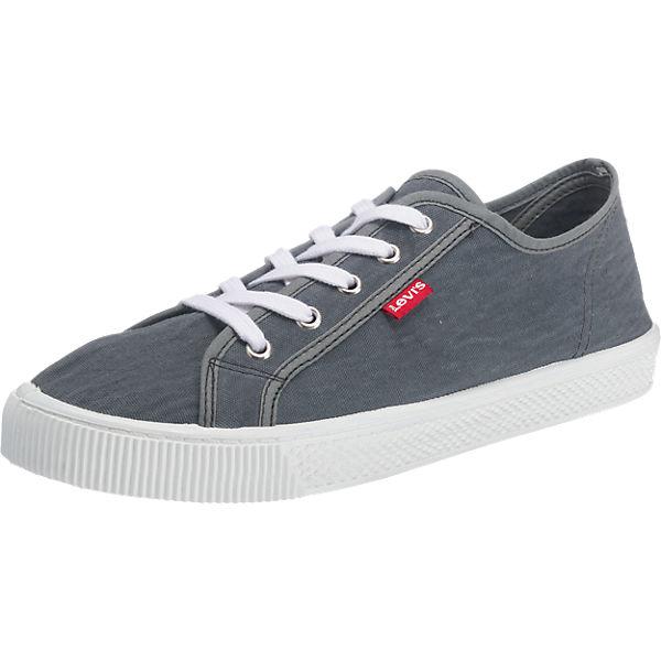 Levi's® Malibu Sneakers Low grau