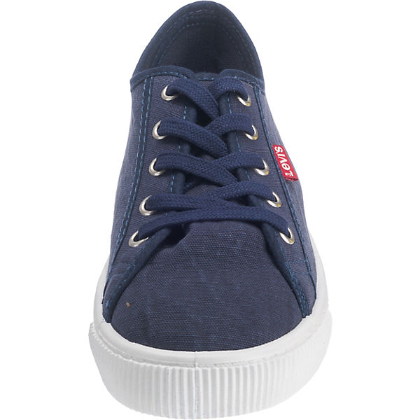 denim Low Malibu Levi's® W blue Sneakers n7wFxU