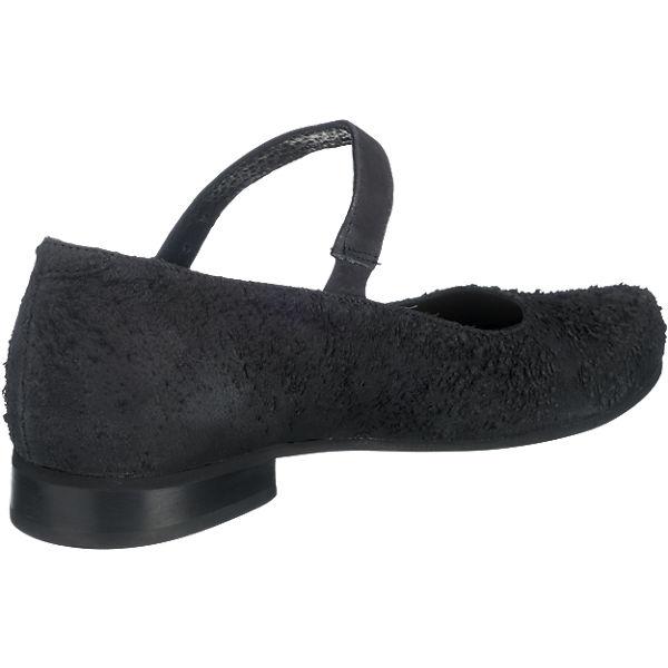 Papucei Papucei Alberta Ballerinas schwarz