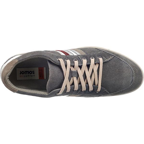 JOMOS, Sneakers, Sneakers, Sneakers, grau-kombi   f686a2