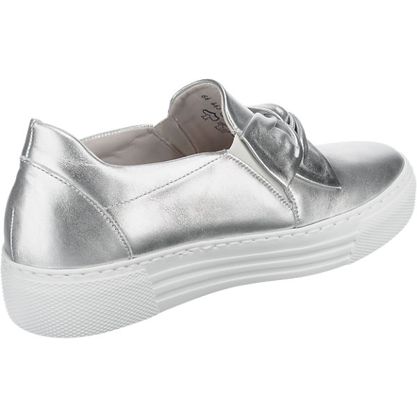 Gabor Gabor Sneakers silber