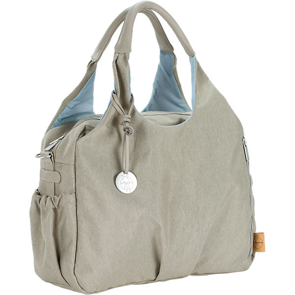 Wickeltasche Greenlabel, Global Bag Ecoya®, sand