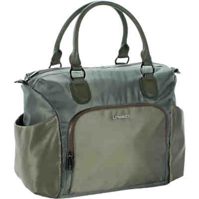 Wickeltasche Goldlabel, Avenue Bag, olive