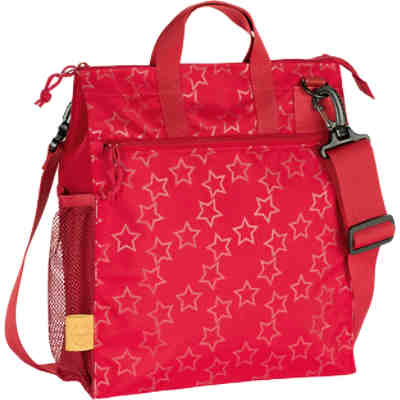 Wickeltasche Casual, Buggy Bag, Reflective Star, flaming