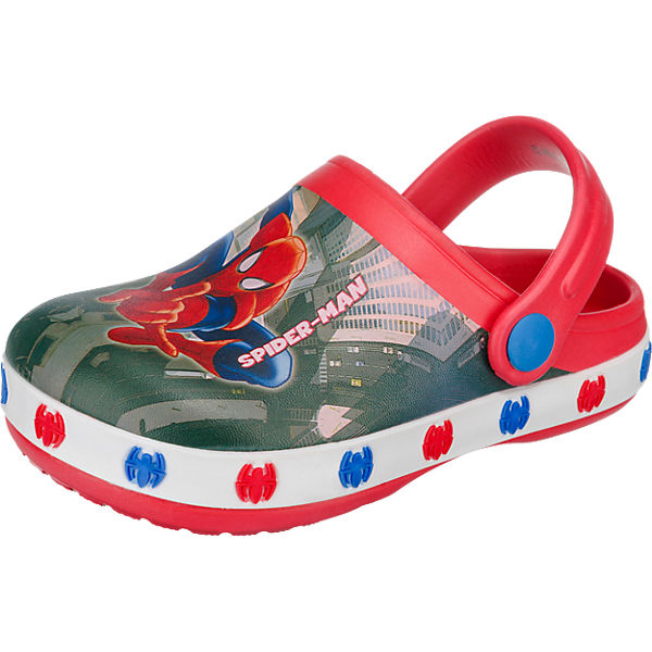 SPIDER-MAN Kinder Clogs