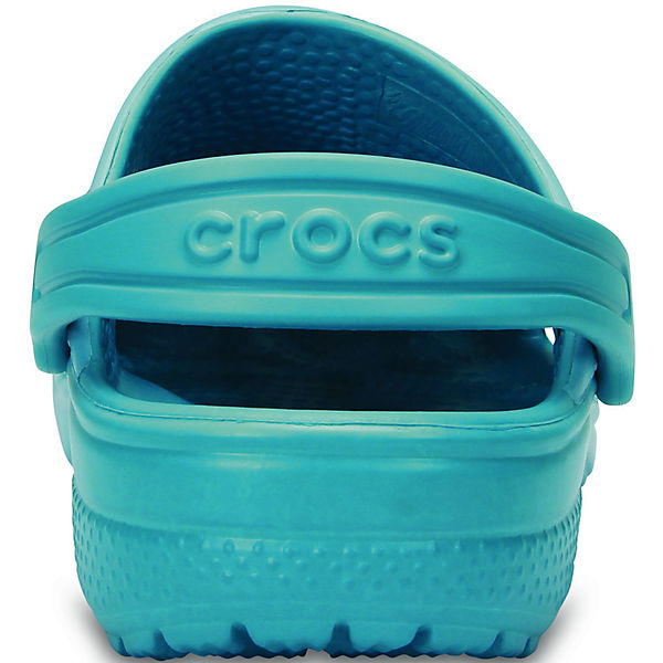 crocs kinder clogs classic graphic t rkis mirapodo. Black Bedroom Furniture Sets. Home Design Ideas