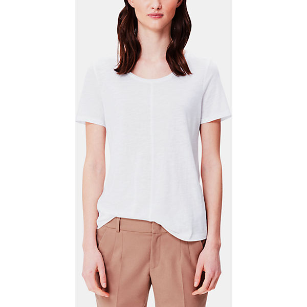 s Oliver Oliver s T Shirt Shirt weiß T a7Uqa6r