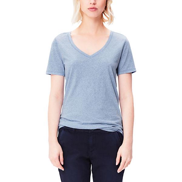 Oliver Shirt s s Oliver blau T 0IExqYPI8w