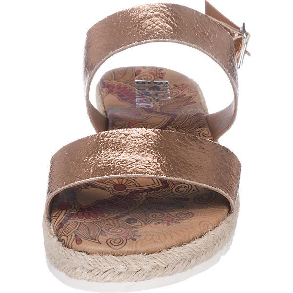 BULLBOXER BULLBOXER Sandaletten gold