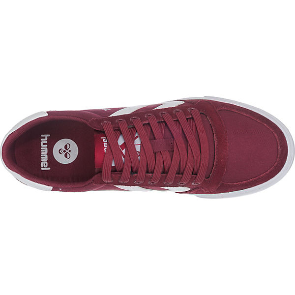 Stadil bordeaux Slimmer hummel Sneakers Low qO5BIfS