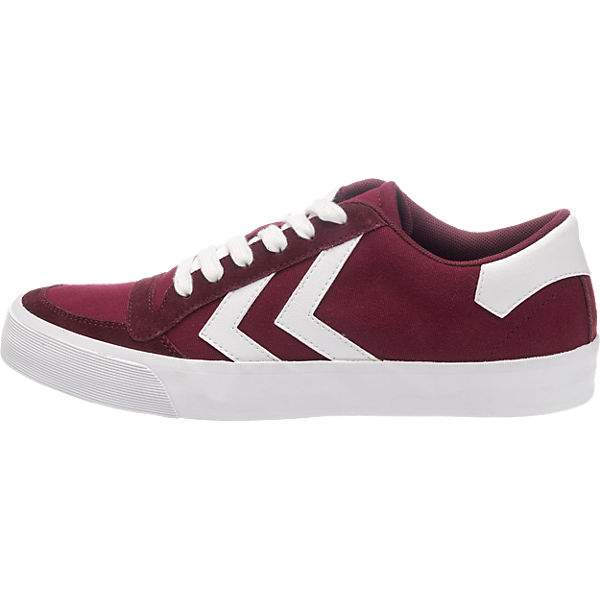 hummel hummel Stadil Rmx Low Sneakers bordeaux