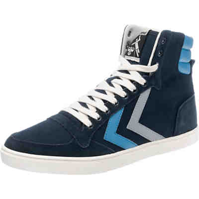 hummel Slimmer Stadil Duo Canvas High Sneakers