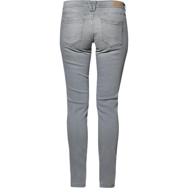 Low Slim ESPRIT Rise by hellgrau Jeans edc gxqzvP8gO