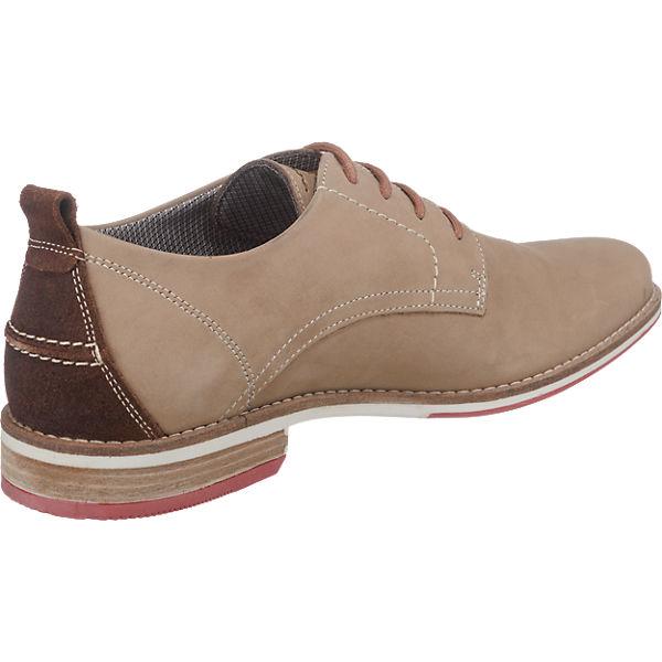 BULLBOXER BULLBOXER Freizeit Schuhe beige-kombi