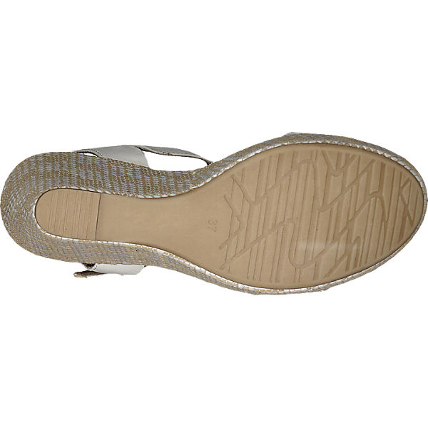 MARCO TOZZI MARCO TOZZI Siesta Sandaletten weiß