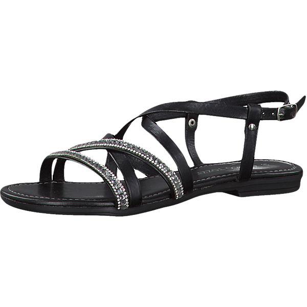 MARCO TOZZI MARCO TOZZI Eder Sandaletten schwarz