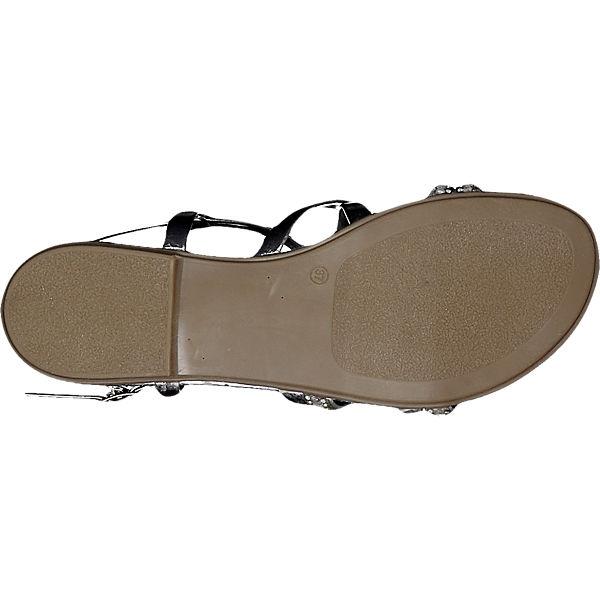 MARCO TOZZI MARCO TOZZI Eder Sandaletten silber