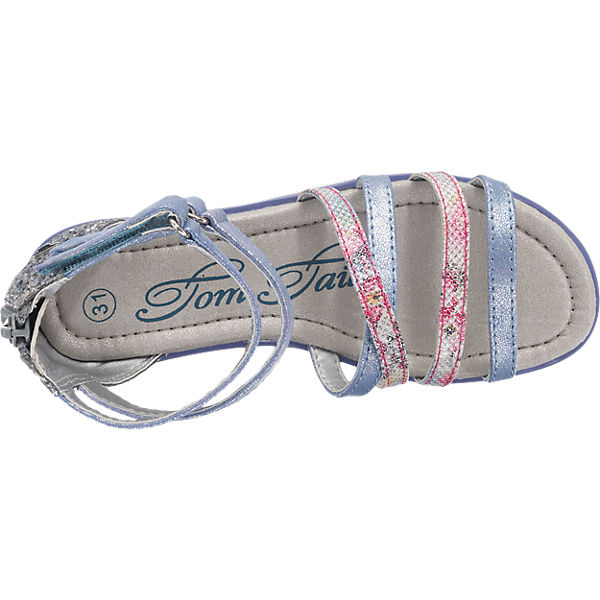 TOM TAILOR Kinder Sandalen blau