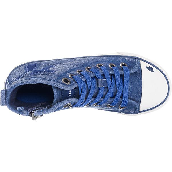 TOM TAILOR Sneakers für Jungen blau