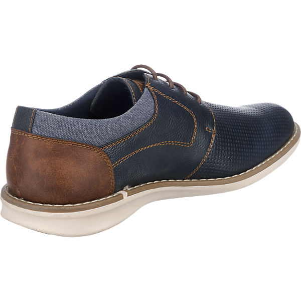 BM Footwear BM Footwear Freizeit Schuhe dunkelblau
