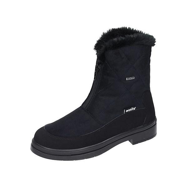 Tex Polar Polar schwarz Stiefel Tex gq5zwdR5
