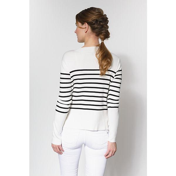 VERO VERO MODA VERO MODA schwarz Pullover Pullover weiß schwarz weiß MODA 7qnSHxt5R