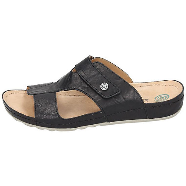 Dr. Brinkmann, Dr. Brinkmann Pantoletten, schwarz  Gute Qualität beliebte Schuhe