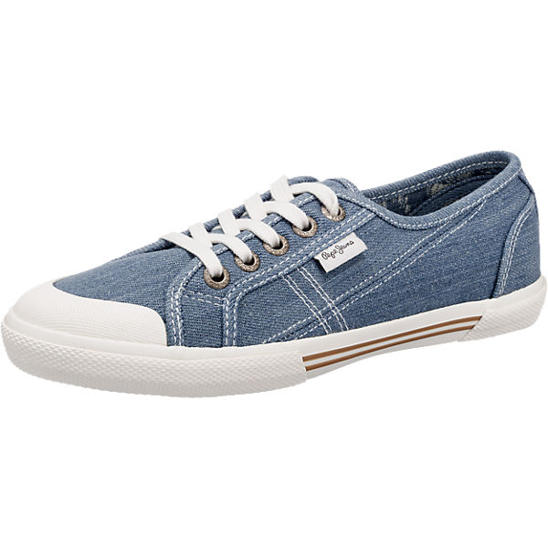 Pepe Jeans Abernew Denim Sneakers