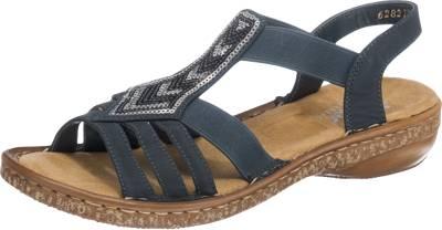 schwarz Winterstiefel, Rieker, Gute Schuhe beliebte Qualität