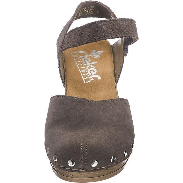 rieker rieker Sandaletten braun