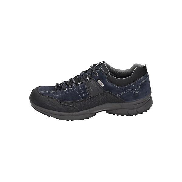 Manitu Manitu Business Schuhe blau