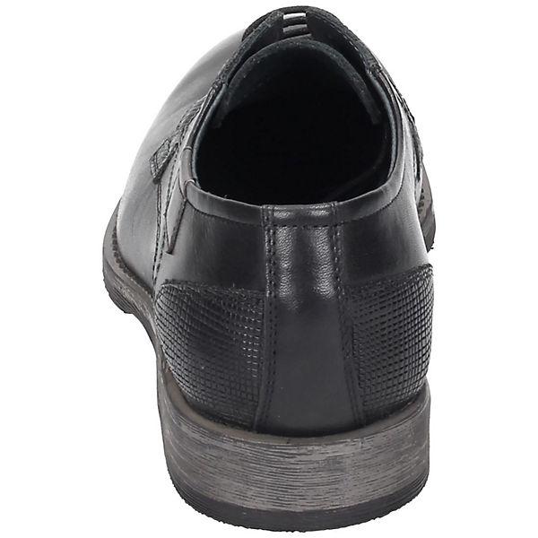 Manitu Manitu Gute Business Schuhe schwarz  Gute Manitu Qualität beliebte Schuhe aa75dc