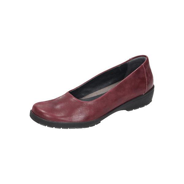 Comfortabel Comfortabel Slipper rot