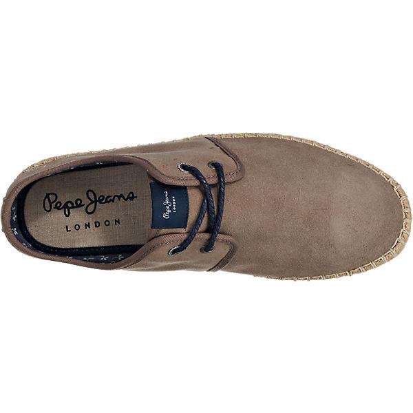 Pepe Jeans Pepe Jeans Tourist Basic 4.0 Freizeit Schuhe grau