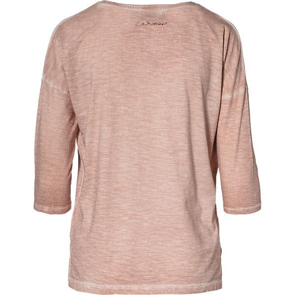 4 Shirt Q Arm S 3 rosa BfxSHq