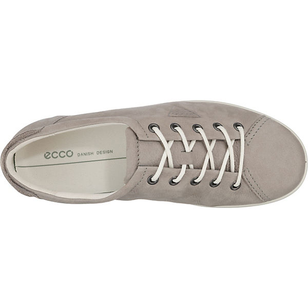 ecco, Sneakers Soft 2.0 Warm Grey Chagall Sneakers ecco, Low, beige   3cb087