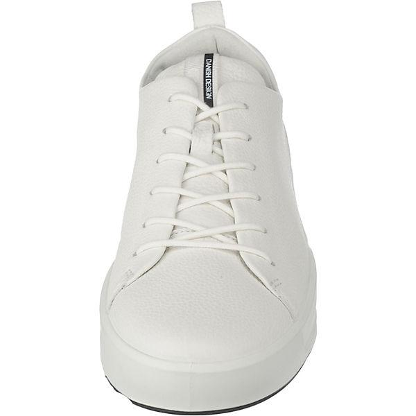 Soft weiß 8 ecco Sneakers ecco xf0S8nqgw