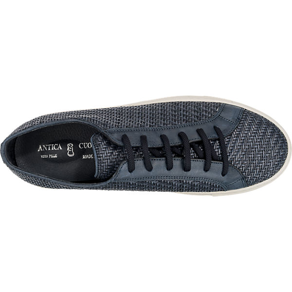 ANTICA dunkelblau ANTICA CUOIERIA Sneakers CUOIERIA 16x1qrv
