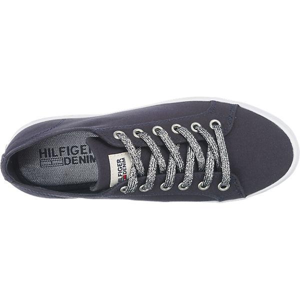 HILFIGER DENIM HILFIGER DENIM Sneakers dunkelblau