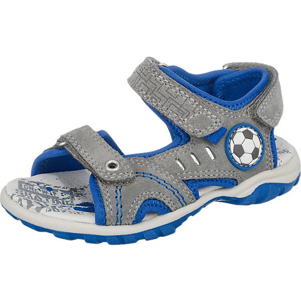 INDIGO Kinder Sandalen grau
