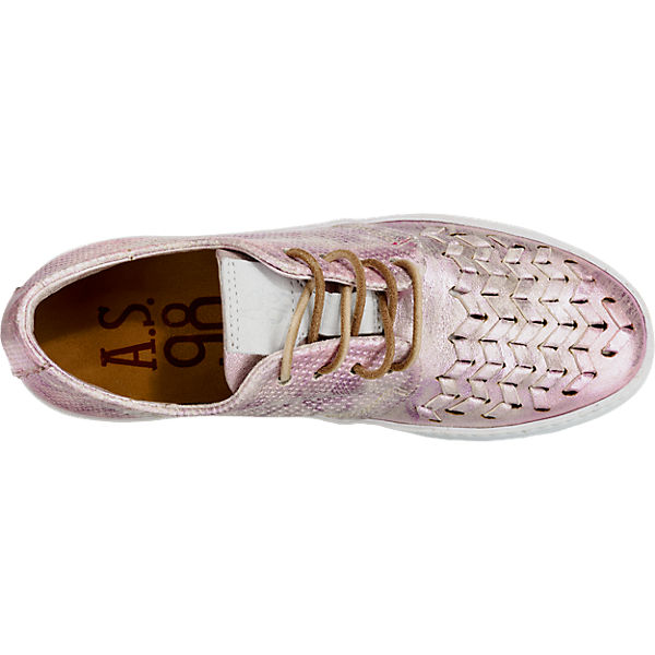 A.S.98 A.S.98 Mabel Sneakers rosa