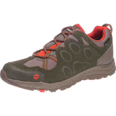 JACK WOLFSKIN Rocksand Texapore Low Outdoor Schuhe