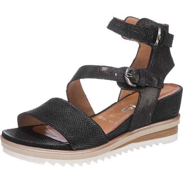 MJUS MJUS Pampas Sandaletten schwarz
