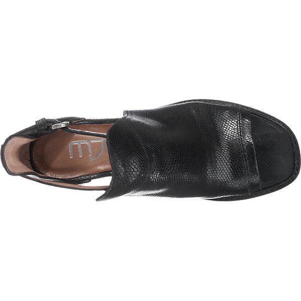 MJUS MJUS Close Sandaletten schwarz