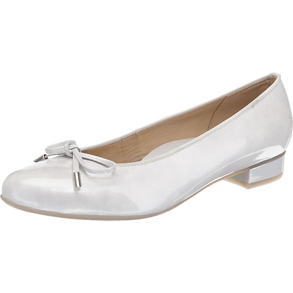 c579c884ecbb5 ara, ara Bari Ballerinas, offwhite